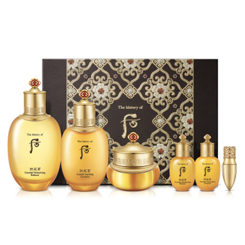 The History of Whoo Gongjinhyang In Yang 3 pcs Set