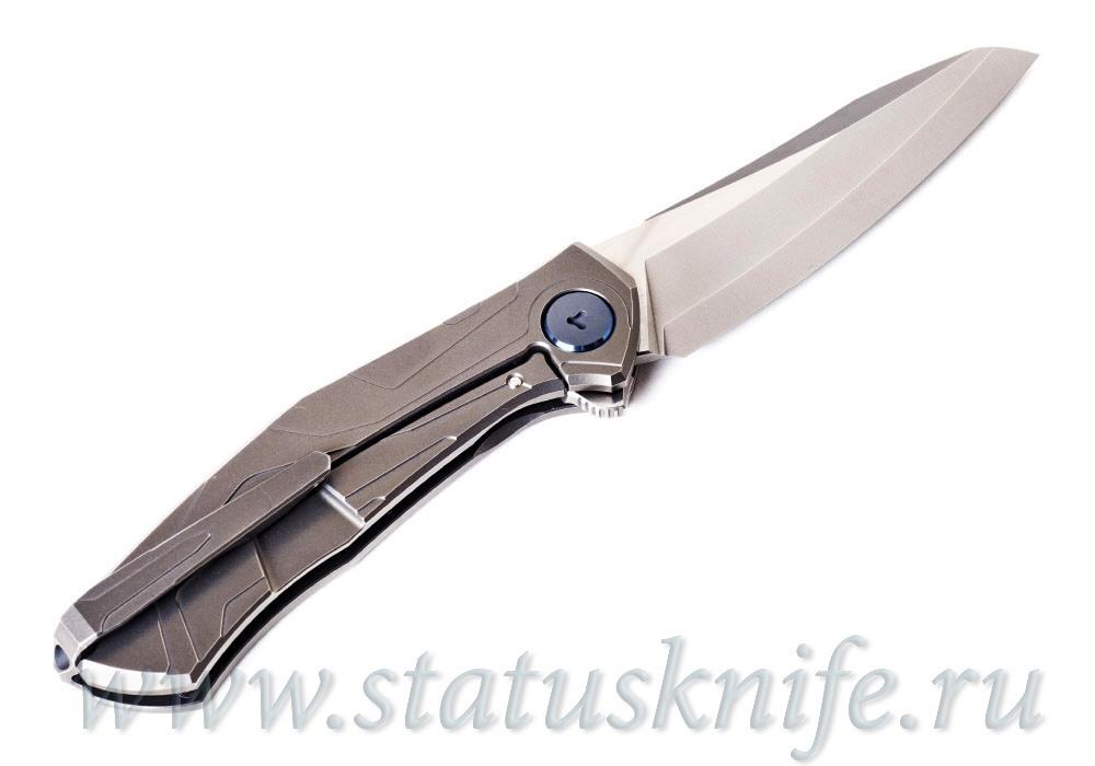Нож Широгоров Ками Kami Синькевич дизайн - фотография