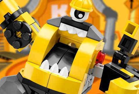 LEGO Mixels: Крамм 41545 — Kramm — Лего Миксели