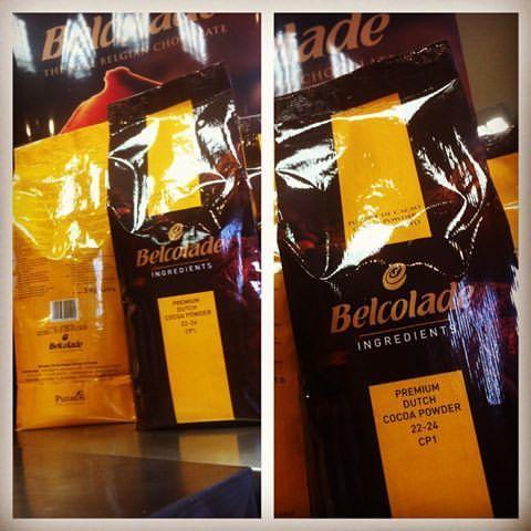 Какао-порошок Белколад / Belcolade
