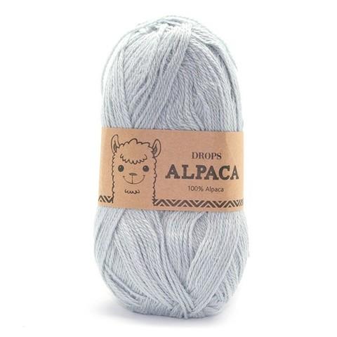 Пряжа Drops Alpaca 7120 талая вода