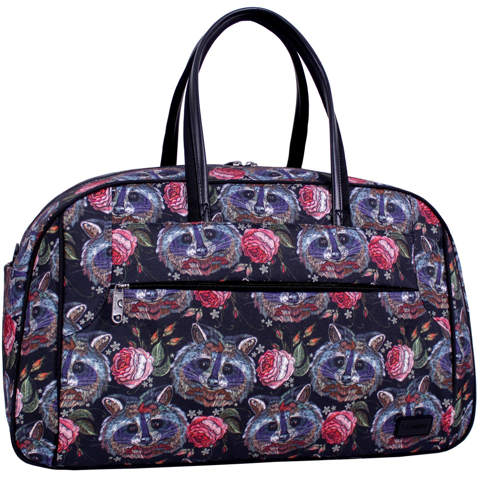 Дорожные сумки Сумка Bagland Тунис 34 л. Сублимация 477 (00390664) IMG_6872_суб.477_.JPG