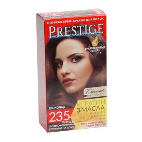 Краска для волос Prestige 235 - Шоколад