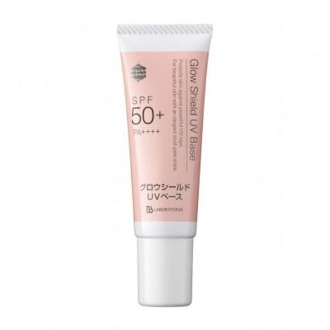 Bb Laboratories Солнцезащитные средства: Крем-база под макияж солнцезащитная SPF 50 РА ++++ с эффектом сияния (Glow Shield UV Base), 30г