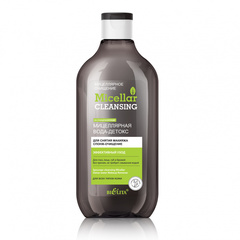 Мицеллярная вода-детокс для снятия макияжа «Спонж-очищение», 300 мл