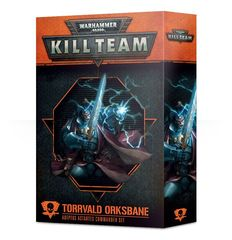 Kill Team: Torrvald Orksbane Commander set