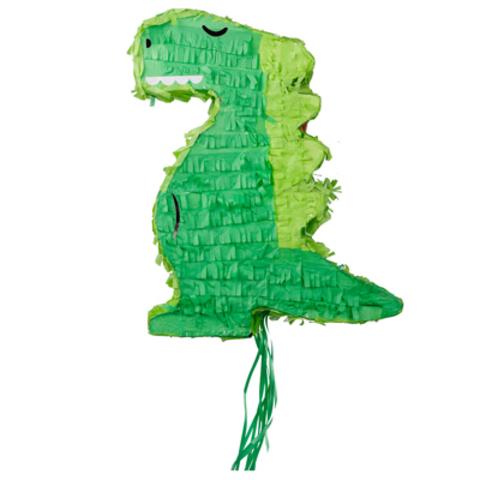 Пиньята Динозавр, с лентами