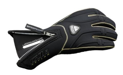 Перчатки Waterproof G1 5 мм кевраловые