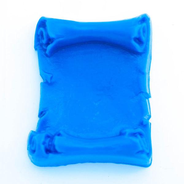 Форма для мыла Свиток
