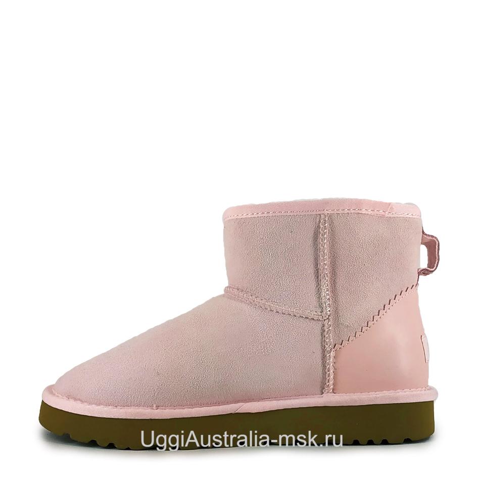 UGG Classic Mini II Metallic Pink