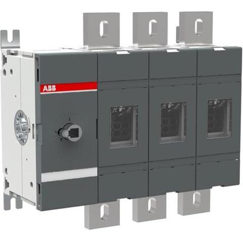 Выключатель нагрузки-рубильник до 1250 A, 3-полюсный OT1250E03. ABB. 1SCA022860R5510