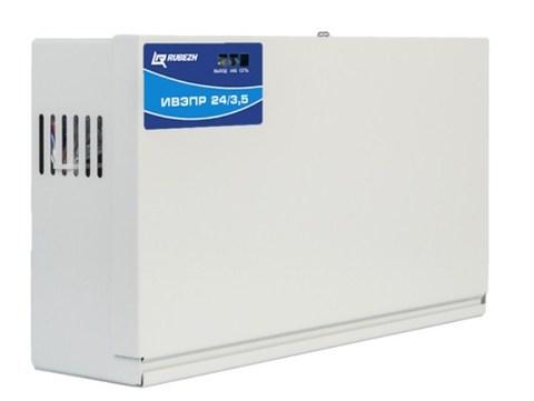 Источник вторичного электропитания резервированный ИВЭПР 24/3,5 2x17-Р БР