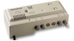 Усилитель  ALCAD AL-210 (2вых) спутникового сигнала