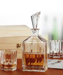 Набор для виски Nachtmann Aspen, декантер и 2 стакана, фото 6