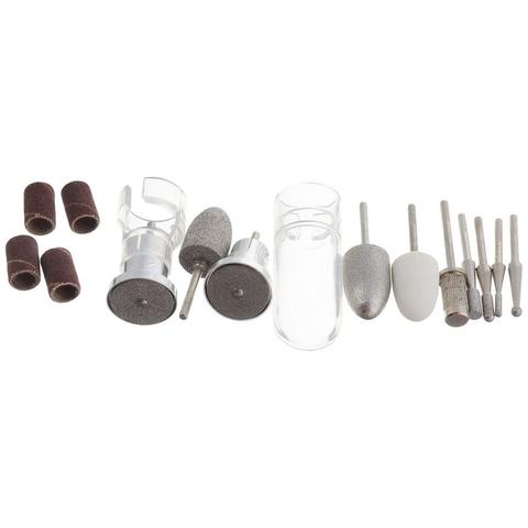 Маникюрно-педикюрный набор Beurer MP100, насадок в компл.:10 шт, белый