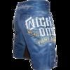 Шорты Wicked One Fight Zone Blue