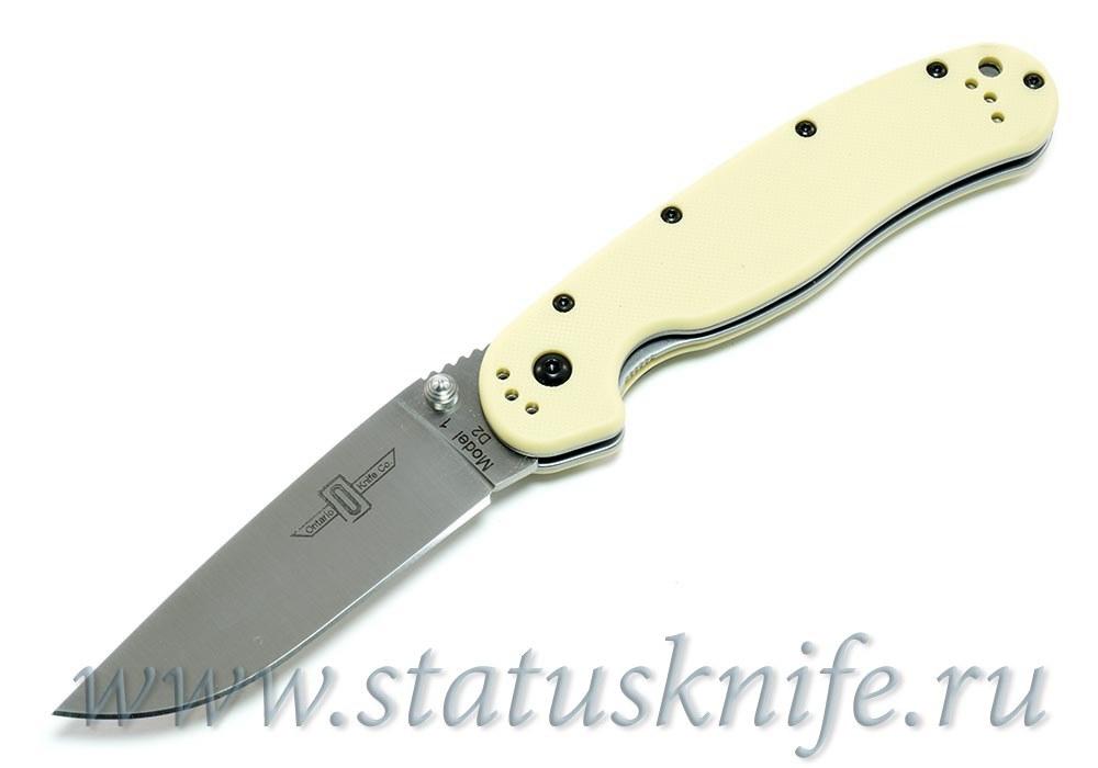 Нож Ontario Rat 1 D2 8867TN