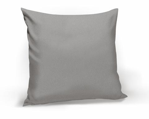 Подушка декоративная Адриана серый