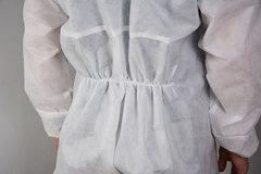 Комбинезон одноразовый ,белый 60г/м2 **