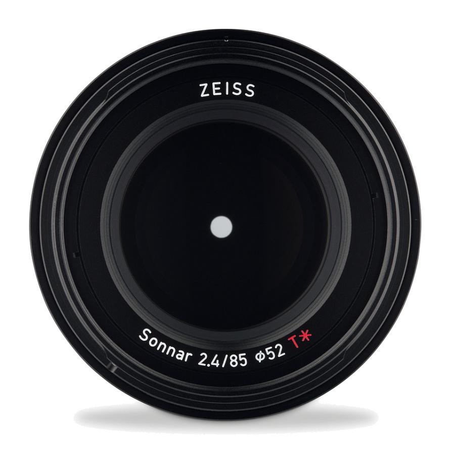 Объектив Carl Zeiss Loxia 2.4/85 E купить в Sony Centre Воронеж
