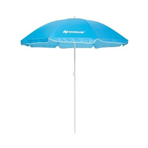 Зонт пляжный от солнца Nisus N-180 (180 см)