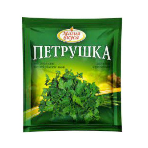 Приправа МАГИЯ ВКУСА Петрушка 7 г м/у КАЗАХСТАН