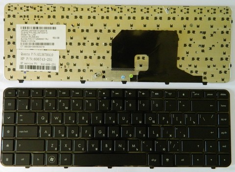 Клавиатура для ноутбука HP Pavilion DV6-3000, DV6-400