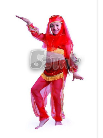7022  Карнавальный костюм Жасмин