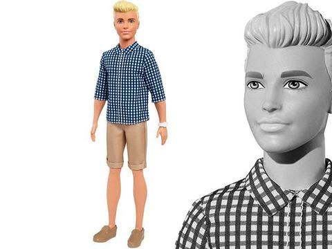 Barbie Кен серия Модный стиль