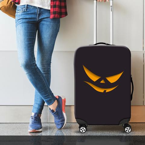 Чехол для чемодана - Монстр