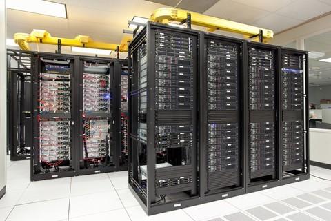 Защищенные серверные помещения
