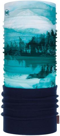 Шарф-труба трансформер детский Buff Polar Lake Turquoise фото 1