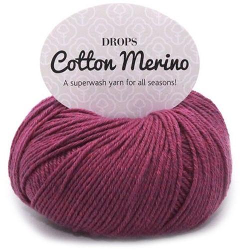 Пряжа Drops Cotton Merino 21 вереск