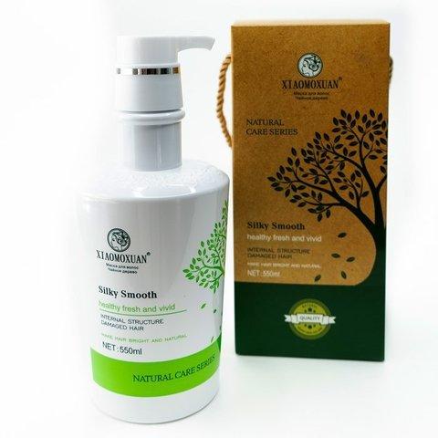 Маска для волос с чайным деревом XIAOMOXUAN Natural Care Series 550 мл
