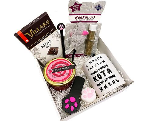 Подарочный набор для любителей кошек