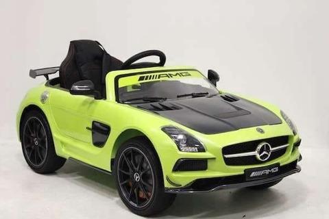 Mercedes-Benz SLS А333АА