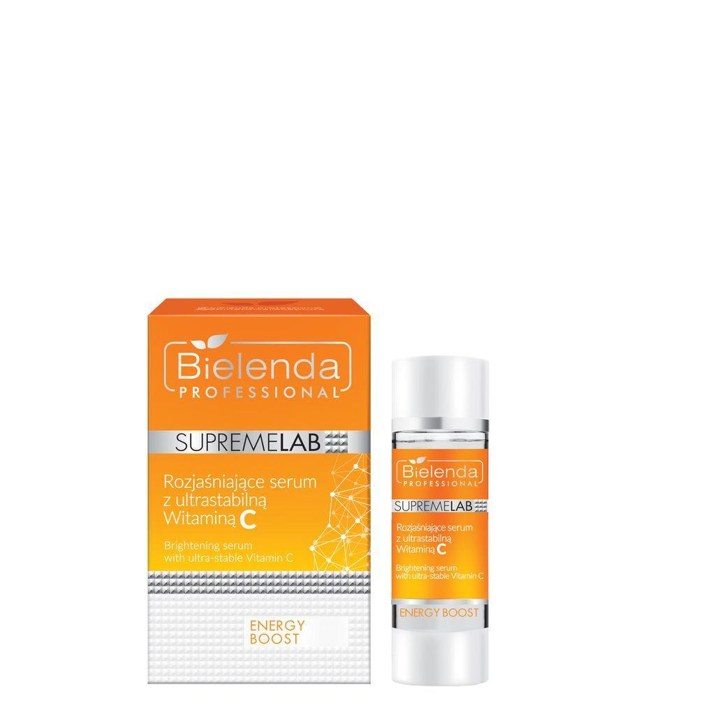 ENERGY BOOST Осветляющая сыворотка с ультрастабильным витамином С, 15 мл