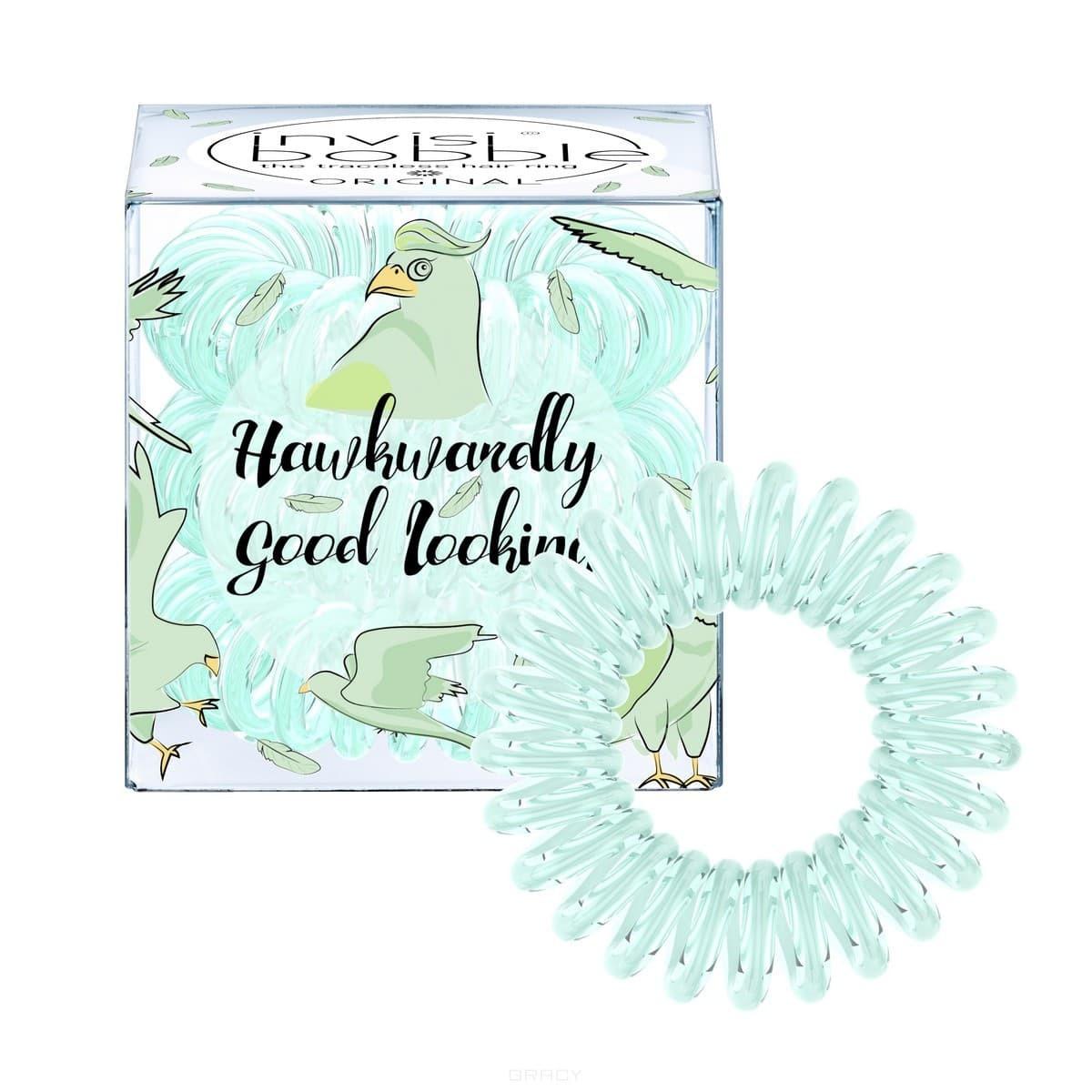 Резинка-браслет для волос invisibobble ORIGINAL Hawkwardly Good Looking