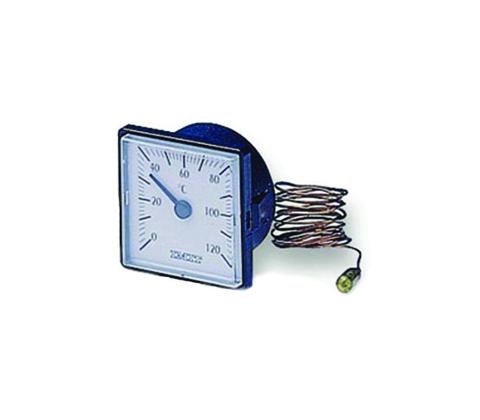 Термометр капиллярный IMIT 45х45 мм код 042122