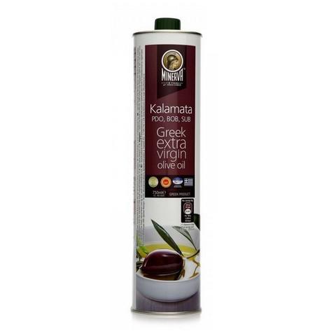 Масло оливковое Minerva Kalamata Extra Virgin 750 мл