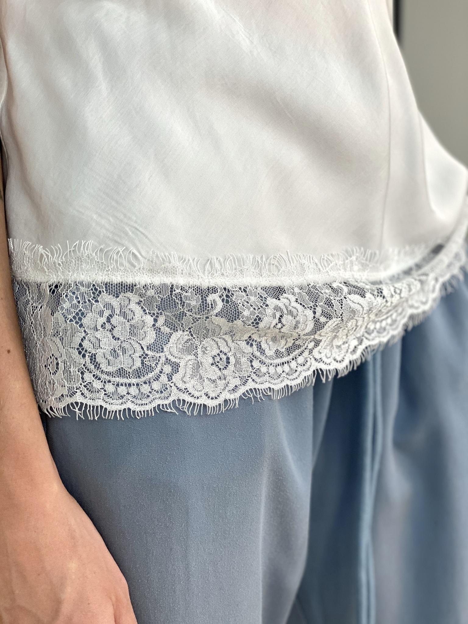 Топ, Ballerina, Chantilly (белый)
