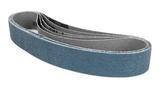 Лента MESSER бесконечная шлифовальная 30х533 #60 (циркониевый электрокорунд) 5 шт