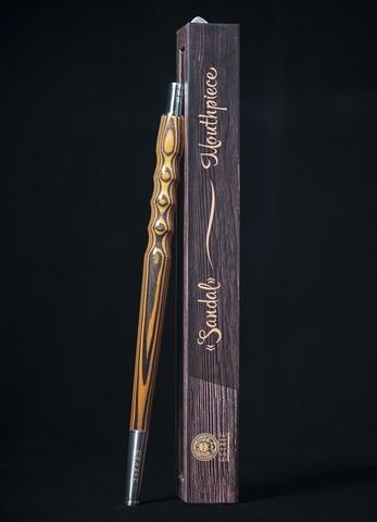 Деревянный мундштук для шланга кальяна - Estate Sandal (светлый)