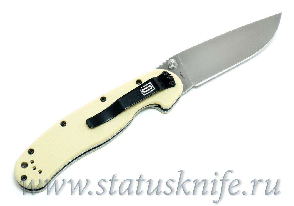 Нож Ontario Rat 1 D2 8867TN - фотография