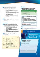 PSYCHOLOGY Student's Book with DigiBooks Application (Includes Audio & Video) Психология. Учебник с ссылкой на электронное приложение