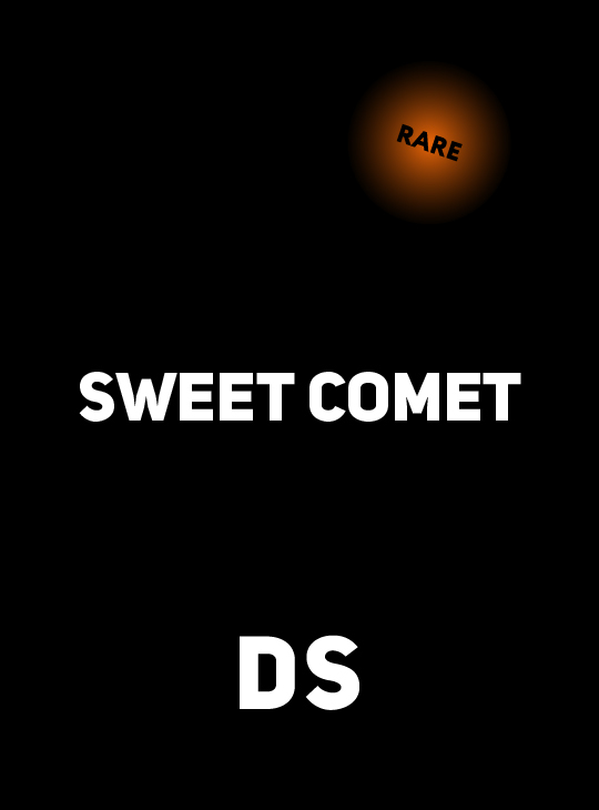 Accessory DS RARE SWEET COMET 100