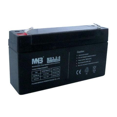 Аккумулятор MNB MS3.2-6