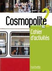 Cosmopolite 2 : Cahier d'activites + CD audio