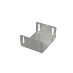 Перемычка для дренажных желобов 75 мм, оцинкованная сталь, арт. ADZ-P007 AlcaPlast фото