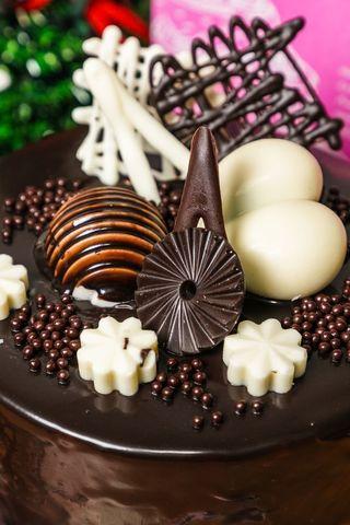 Торт №2 Шоколадка